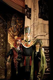 Mundesley, Nemesis and Beatrix